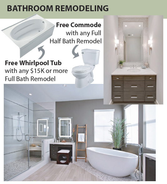 Bathroom Remodeling By Secure Renovation
