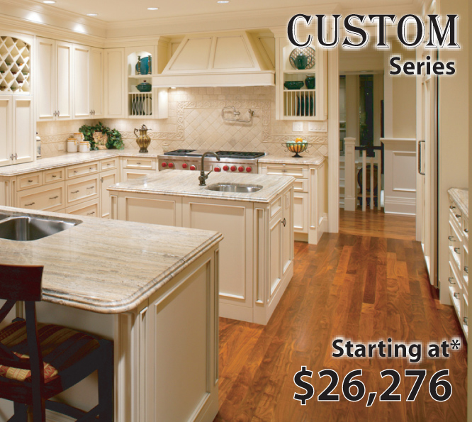 Kitchen Remodel Package 3 Custom