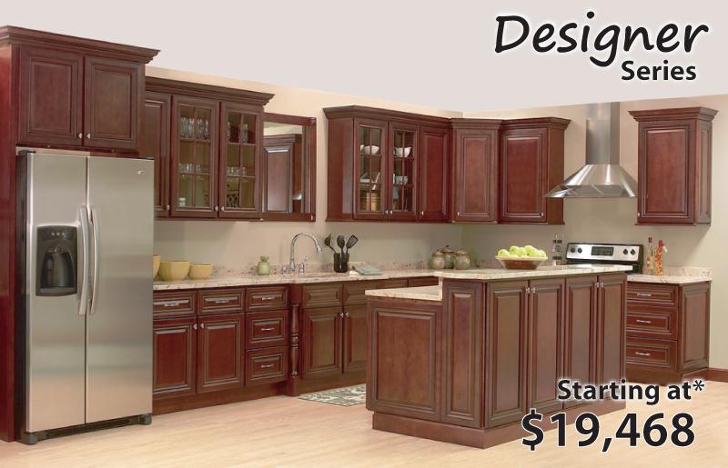 Kitchen Remodel Package 2 Designer