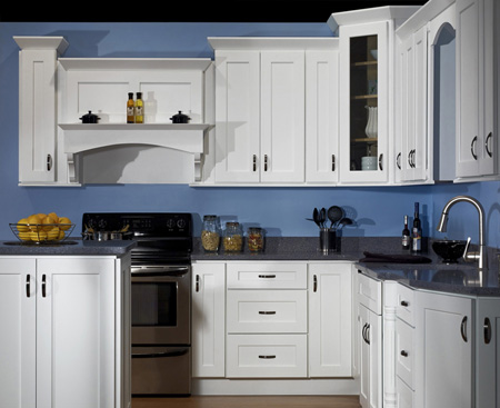Kitchen detail in Designer Essex