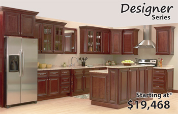 kitchen remodel package 2 designer